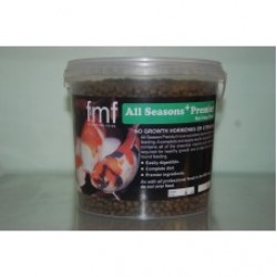 FMF All Seasons Premier + Koi Carp Pellets