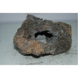 Carved Lava Rock