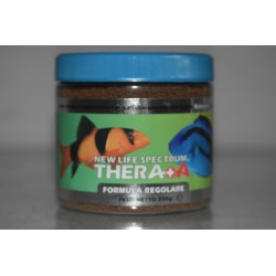 Thera A Regular Fish + Garlic 1mm Pellets