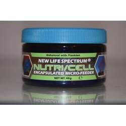 Nutri Cell Encapsulated Micro Feeder Coral Food