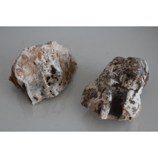 Natural Meteor Style Rock 2 Pieces 2