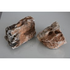 Natural Meteor Style Rock 2 Pieces 4
