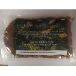 Marine Artemia Saltwater Flakes