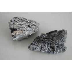 Grey Pillar Rocks