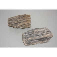 Natural Aquarium Stunning Sparkling Wood Stone 2 Pieces
