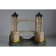 Aquarium Detailed London Tower Bridge Building Decoration 19 x 10 x 16 cms