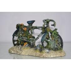 Stunning Detailed Medium Battered Bicycle Wreck  22 x 9 x 12 cms