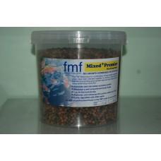 FMF Mixed Premier Koi Carp Pond Fish Food 1kg Tub 6mm Pellets