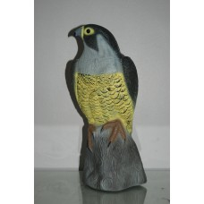Large Realistic Garden Hawk Decoy For Winter Protection of All Garden Ponds